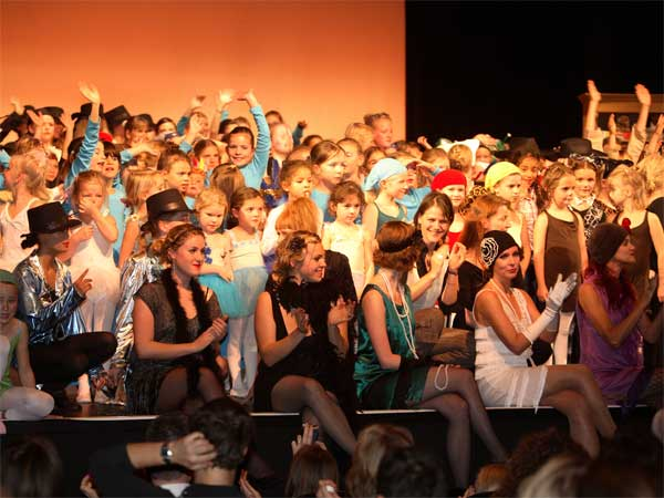 Aufführung 2006 der Balletwerkstatt Eppendorf