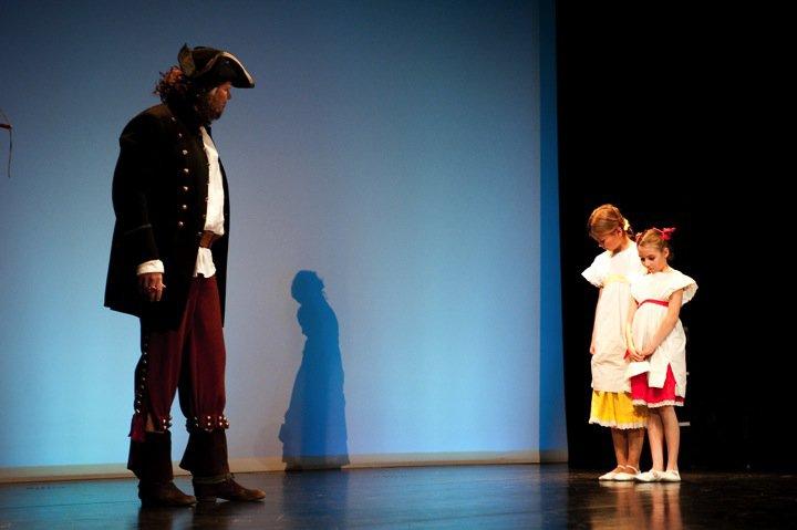 Aufführung 2009 der Balletwerkstatt Eppendorf